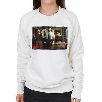 American Pie Jim Caught By Parents Women's Sweatshirt