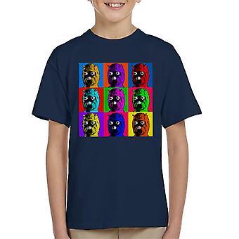 Raider di Stormtrooper toscano originale Pop t Art shirt bambino