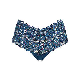 Sans Complexe Arum Mosaic 619212 Women's Floral Lace Knickers Panty Full Brief