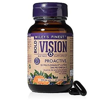 Wiley's Finest Bold Vision Softgels 60