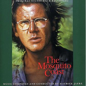 Various Artists - The Mosquito Coast (Original Soundtrack Recording) [CD] USA import