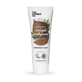Humble Toothpaste - Coconut & Salt 75 ml