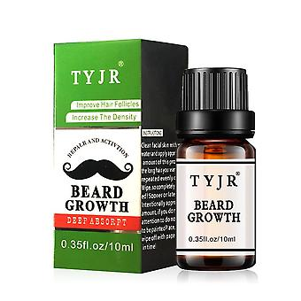 Natural Organic Beard Oil, Soften Hair Growth Nourishing