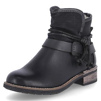 Rieker 9468900 אוניברסלי חורף נשים נעליים