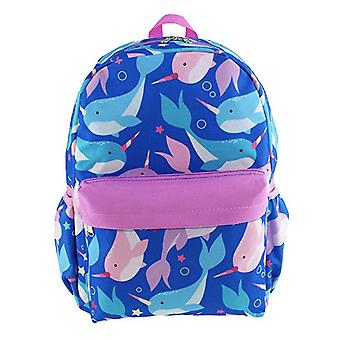 Backpack - KBNL - Narwhale - All Over Print 16