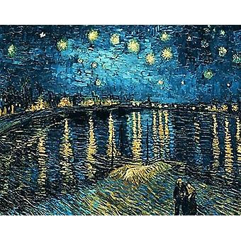 Diy 5d Diamond Embroidery Cross Stitch Kit Abstract Oil Painting Resin Craft Home Decoration