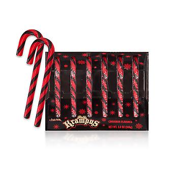 Archie McPhee Krampus Candy Canes