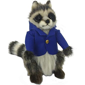 Plush - Hansa - Raccoon Boy 9