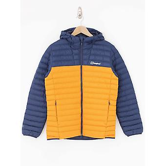 Berghaus Vaskye Insulated Jacket - Navy/Amber