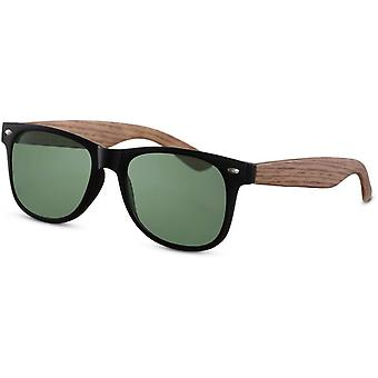 Sunglasses Unisex for Travelers Black/Brown/Green (CWI2232)