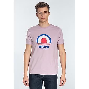 Merc HENFIELD, Men's Cotton T-Shirt with Target Print