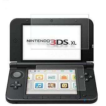 Vidro temperado para Nintendo 3dsxl, Up + Down Screen Protector Game Console