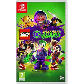 LEGO DC super cattivi gioco Nintendo switch