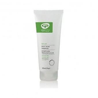 Green People - Daily Aloe Shampoo 200ml
