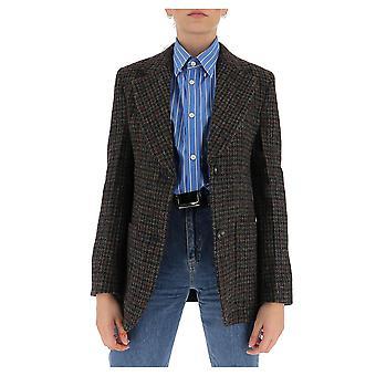 Victoria Beckham 1320wjk001476f Femmes-apos;s Grey Wool Blazer