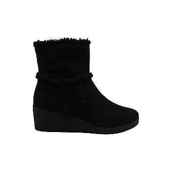 Style & Co. Kvinnor's skor Jordanyy Mocka Mandel tå Ankel Kallt Väder Stövlar