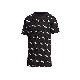 Adidas JR Çekirdek Sık FM0746 evrensel yaz çocuk t-shirt