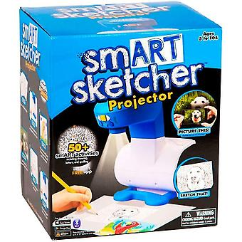 SmART Sketcher Projector Includes Preloaded SD Card Free Downloadable app