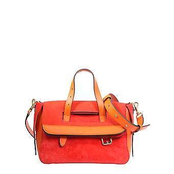 J.w. Anderson Hb65ws18435435 Women's Red Leather Handbag
