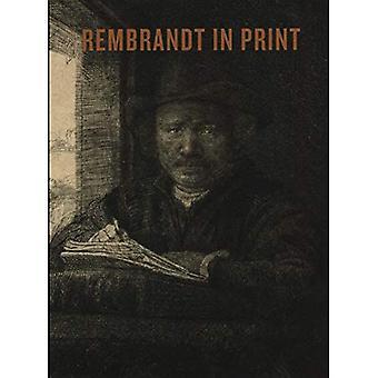 Rembrandt på tryk