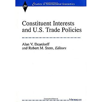 Constituent interests and U. S. trade policies