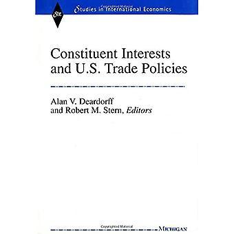 Interessi costituenti e politiche commerciali degli Stati Uniti
