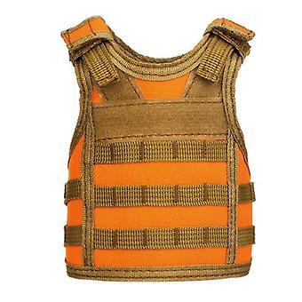 Tactische Bierfles Vest Cover Militaire, Mini Miniatuur Molle Vest, Persoonlijke