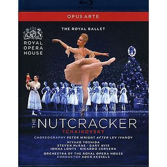 P.I. Tchaikovsky - Nutcracker [Blu-ray] USA import