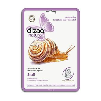 Snail Facial Mask 28 g