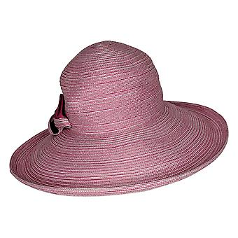 Physician Endorsed Savannah Bow Sunhat Polyester Pink A289214