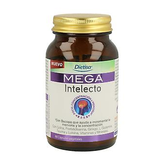 Mega Intellect 60 capsules