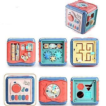 Six-sided Box Montessori  Toy