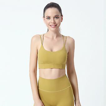 Ladies Slim Yoga Fitness Sports Bra C15