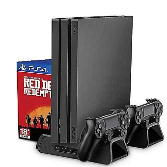 Supporto verticale con dispositivo di raffreddamento della ventola - Playstation a doppio controller