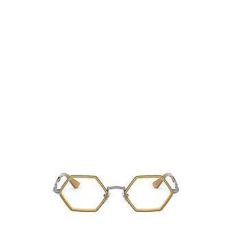 Persol PO2472V gunmetal & honung unisex glasögon
