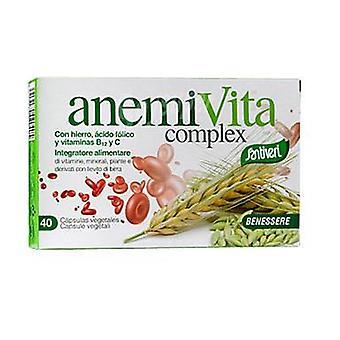 Anemivita Complex 40 capsules