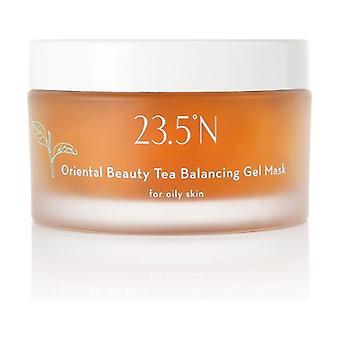 Oriental Tea Balance gel mask 100 ml of gel
