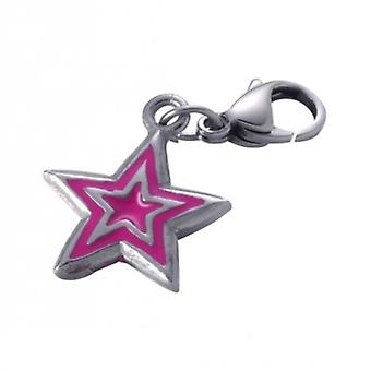 Ladies'Beads Time Force HM004C Silver Pink