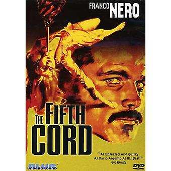 Fifth Cord [DVD] USA import
