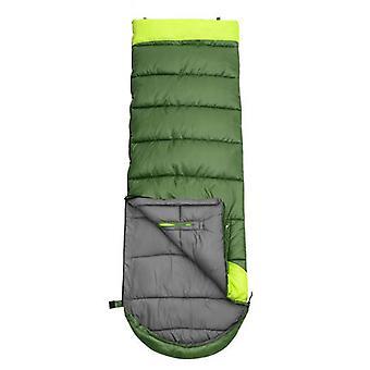ヤンフナポータブルキャンプコットン寝袋防水