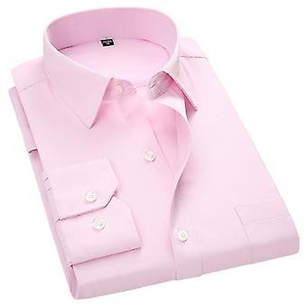 גברים&s עסקים מזדמנים חולצה עם שרוולים ארוכים