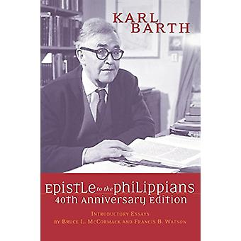 The Epistle to the Philippians - Karl Barin 40-vuotisjuhlapainos