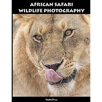 African Safari Wildlife Photography by Martin Pruss - 9788799602209 B