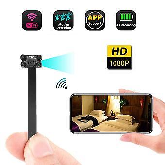 Diy Portable Wifi Mini Camera, Micro Webcam Secret Camcorde, Support Remote