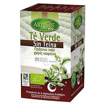 Herbes del Molí Green Tea Theine Free 20 Units