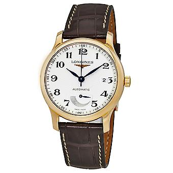 Longines Master Collection Men's 18 Carat Rose Gold Watch L27088785