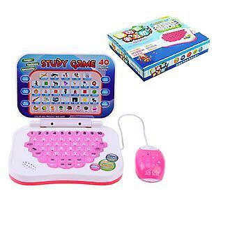طفل, أطفال, مرحلة ما قبل المدرسة التعليمية آلة التعلم, دراسة الكمبيوتر المحمول مع الل