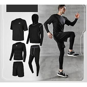 Gym Training Compression Clothes