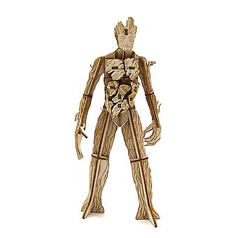 Incredibuilds Guardians of The Galaxy Groot 3D Wood Model