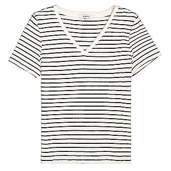 Garcia D10002 T-Shirt, Black, XS Woman